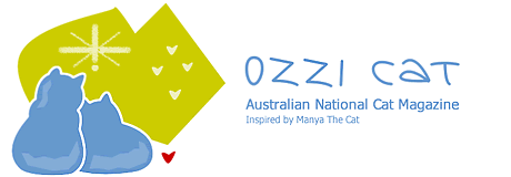 Australian National Cat Magazine – Ozzi Cat