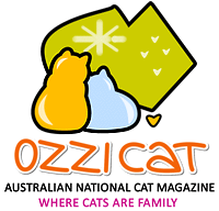 Ozzi Cat – Australian National Cat Magazine – How To Keep Cats Happy. Caring Cat Parents and Cat Lovers – Get Inspired and Empowered!