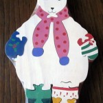 2nd Chance Cat Rescue - Xmas Auction - Bear Puzzle