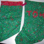 2nd Chance Cat Rescue - Xmas Auction - Handmade Custom Xmas Stocking