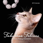 Cat Calendar 2015 - Fancy Felines - Fancy Fashion