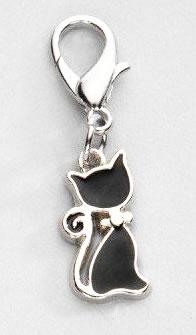 Beauty Cat Bohemian Crystal Pendant