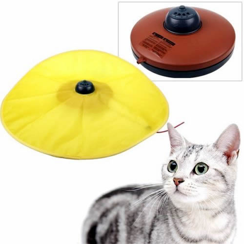 Cat's Meow - Electronic Interactive Cat Toy - Fun Undercover Mouse