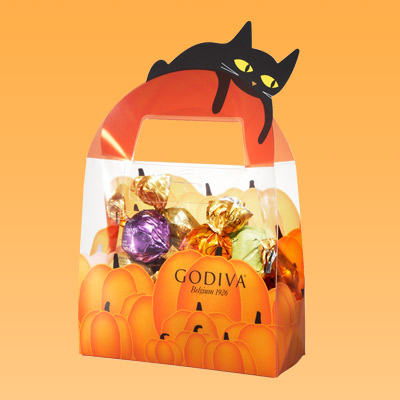 Godiva chocolate - Halloween cat sweets