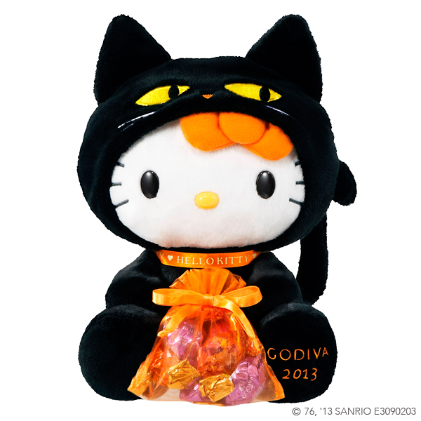 Godiva chocolate - Japan - Hello Kitty - Halloween