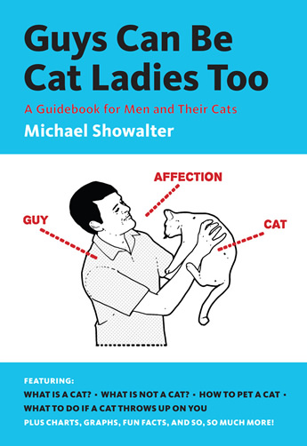 Cat Book Review: Guys Can Be Cat Ladies Too