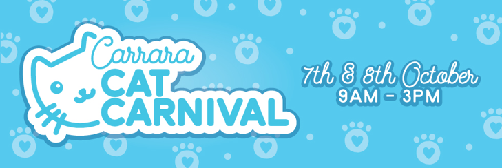 Cat carnival - Carrara - Gold Coast - QLD - Australia - cat event