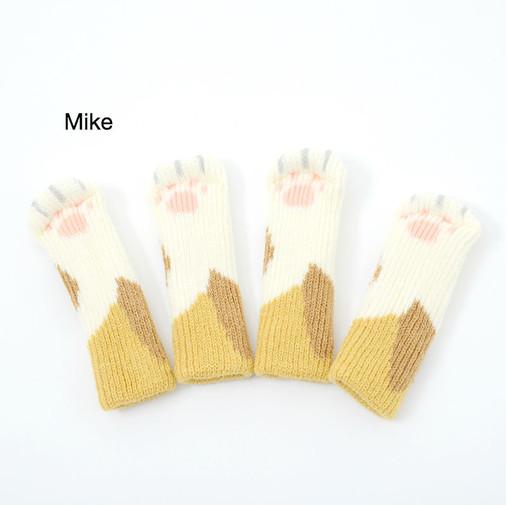 Cat socks with paws - kawaii - Nekoashi - Toyo Case - Otaku Mode