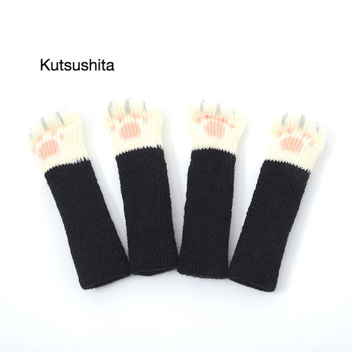 Cat socks with paws - kawaii - Nekoashi - Toyo Case - Otaku Mode